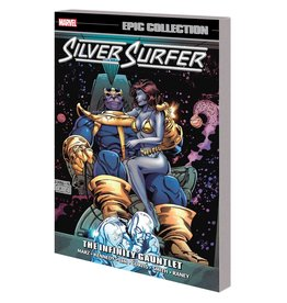 MARVEL COMICS SILVER SURFER EPIC COLLECTION INFINITY GAUNTLET TP