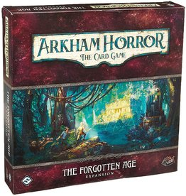 FANTASY FLIGHT GAMES ARKHAM HORROR LCG THE FORGOTTEN AGE EXP
