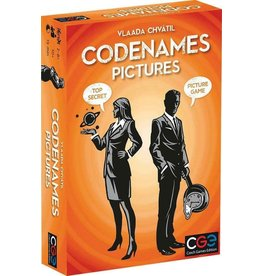 CG ENTERTAINMENT CODENAMES PICTURES GAME