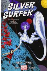 MARVEL COMICS SILVER SURFER TP VOL 01 NEW DAWN