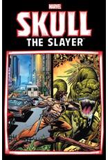 MARVEL COMICS SKULL SLAYER TP