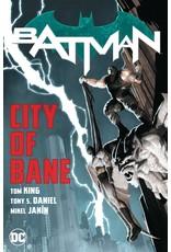 DC COMICS BATMAN CITY OF BANE COMPLETE COLLECTION TP