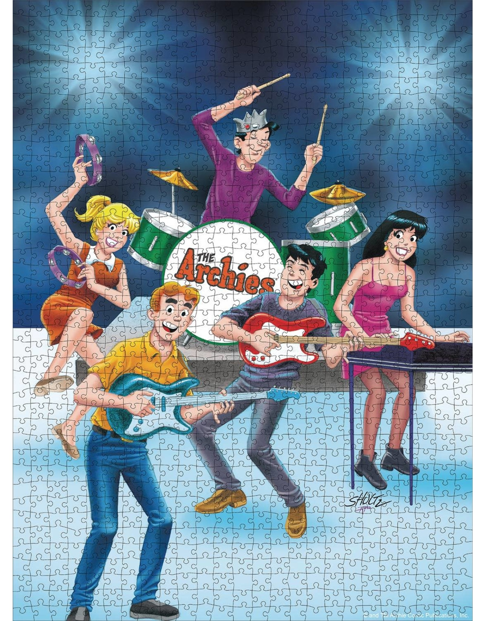 ARCHIE & FRIENDS 1000 PC PUZZLE