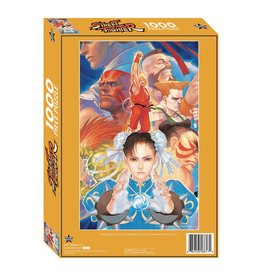 STREET FIGHTER WITCH 1000 PC PUZZLE