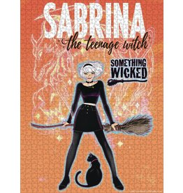 SABRINA THE TEENAGE WITCH 1000 PC PUZZLE