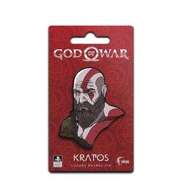 GOD OF WAR KRATOS ICON PIN