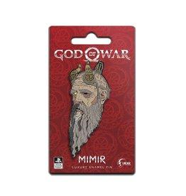 GOD OF WAR MIMIR ICON PIN