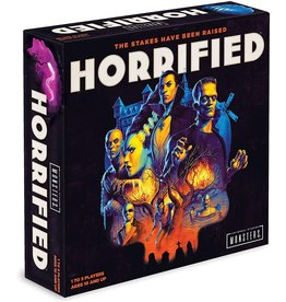 RAVENSBURGER HORRIFIED: UNIVERSAL STUDIOS MONSTERS