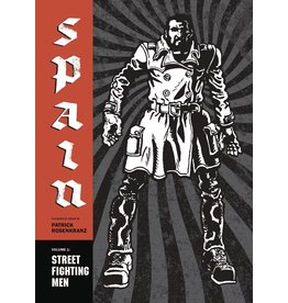 FANTAGRAPHICS BOOKS SPAIN GN VOL 01 STREET FIGHTING MEN