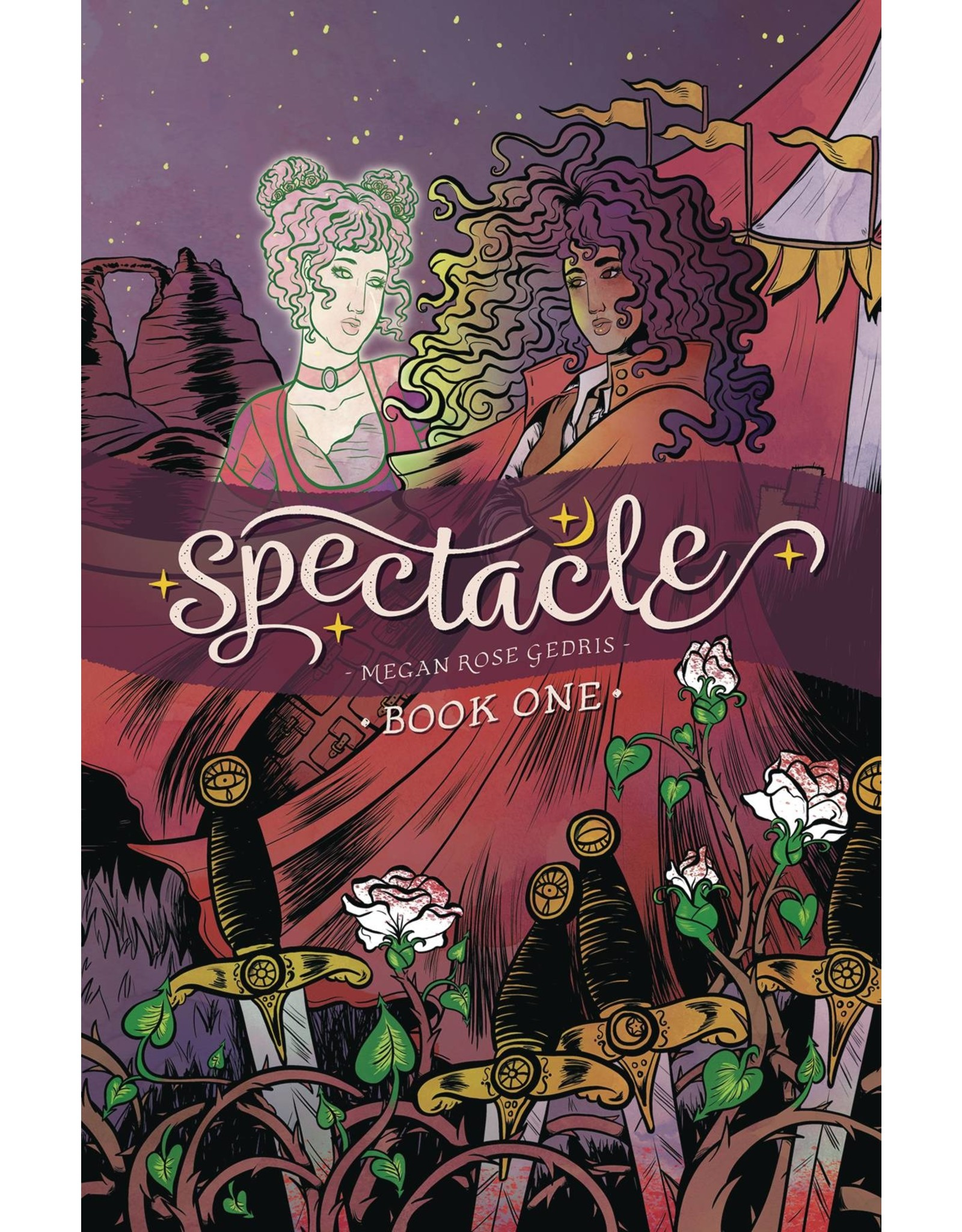 ONI PRESS INC. SPECTACLE TP VOL 01