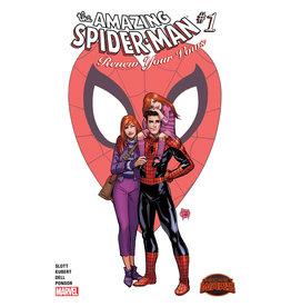 MARVEL COMICS AMAZING SPIDER-MAN RENEW YOUR VOWS TP
