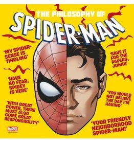 TITAN COMICS PHILOSOPHY OF SPIDERMAN HC