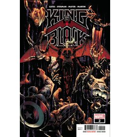 MARVEL COMICS KING IN BLACK #2 (OF 5)