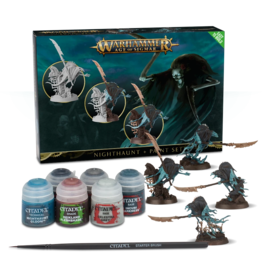 GAMES WORKSHOP WARHAMMER AGE OF SIGMAR - NIGHTHAUNT + PAINT SET
