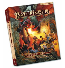 PAIZO PUBLISHING PATHFINDER RPG CORE RULEBOOK SECOND EDITION