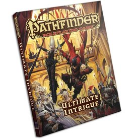 PAIZO PUBLISHING PATHFINDER RPG ULTIMATE INTRIGUE