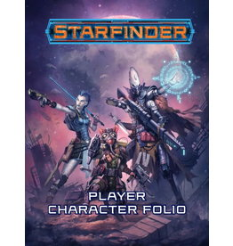 PAIZO PUBLISHING STARFINDER PLAYER PORTFOLIO