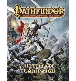 PAIZO PUBLISHING PATHFINDER RPG ULTIMATE CAMPAIGN