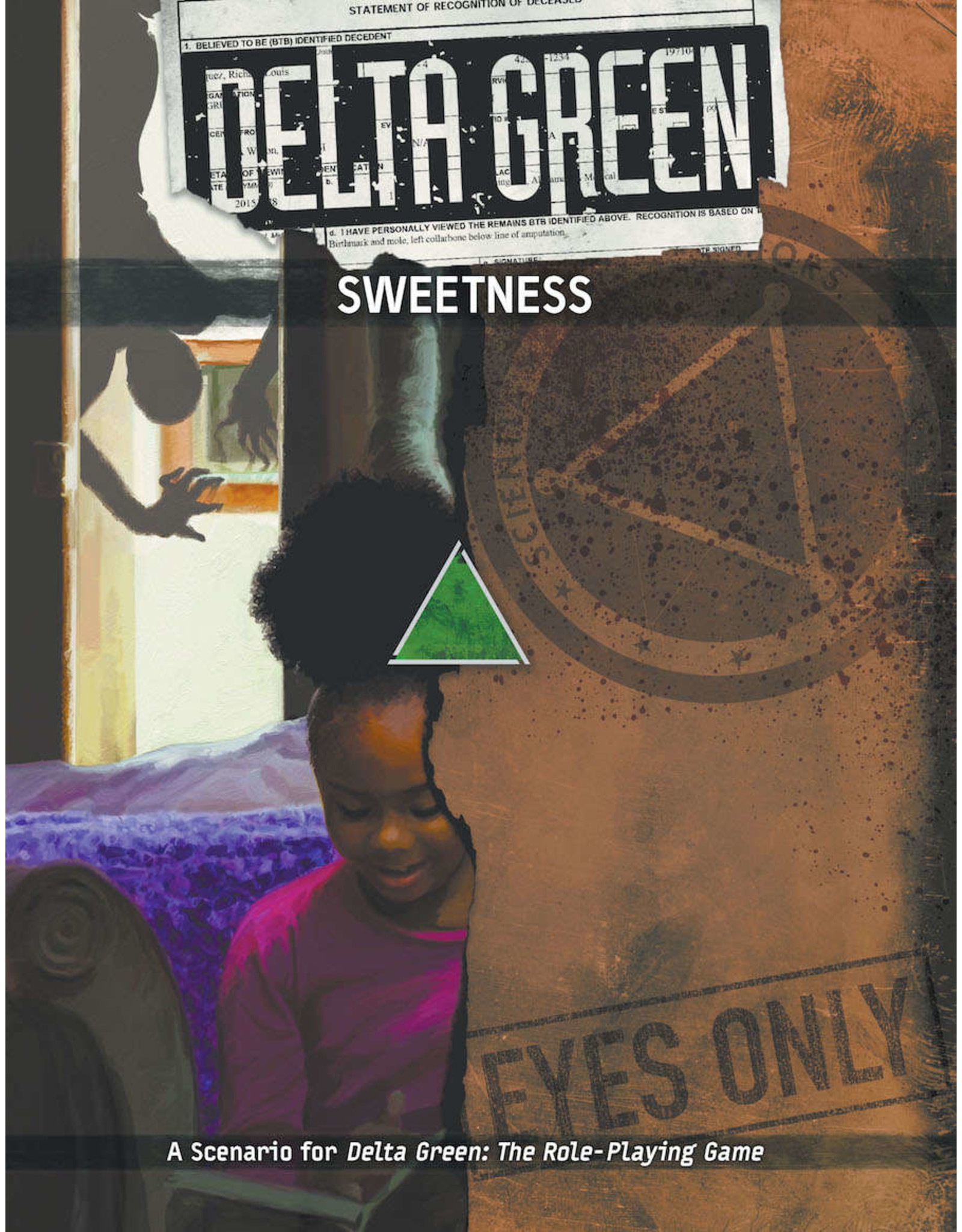 DELTA GREEN RPG SWEETNESS