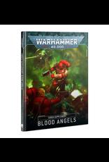 GAMES WORKSHOP WARHAMMER 40,000 CODEX SUPPLEMENT BLOOD ANGELS