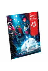 FANTASY FLIGHT GAMES LEGENDS OF THE FIVE RINGS RPG: WHEEL OF JUDGMENT