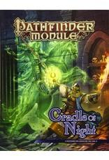 PAIZO PATHFINDER RPG MODULE CRADLE OF NIGHT