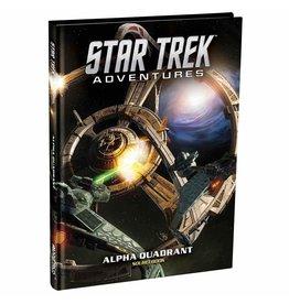 STAR TREK ADVENTURES ALPHA QUADRANT SOURCEBOOK