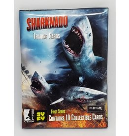AMERICAN MYTHOLOGY PRODUCTIONS SHARKNADO TRADING CARDS SERIES ONE
