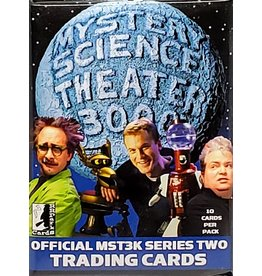 AMERICAN MYTHOLOGY PRODUCTIONS MYSTERY SCIENCE THEATER 3000 TRADING CARDS SERIES 2