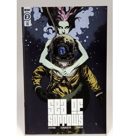 IDW PUBLISHING SEA OF SORROWS #2 1:10 SMITH