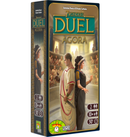 REPOS PRODUCTION 7 WONDERS DUEL AGORA EXPANSION