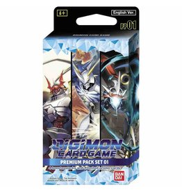 DIGIMON PREMIUM PACK SET 01 PRE-ORDER