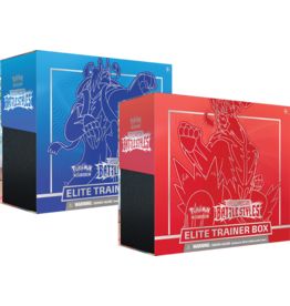 POKEMON COMPANY INTERNATIONAL POKEMON TCG BATTLE STYLES ELITE TRAINER BOX PRE-ORDER