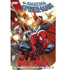 MARVEL COMICS SPIDER-MAN BIG TIME TP VOL 03 COMPLETE COLLECTION