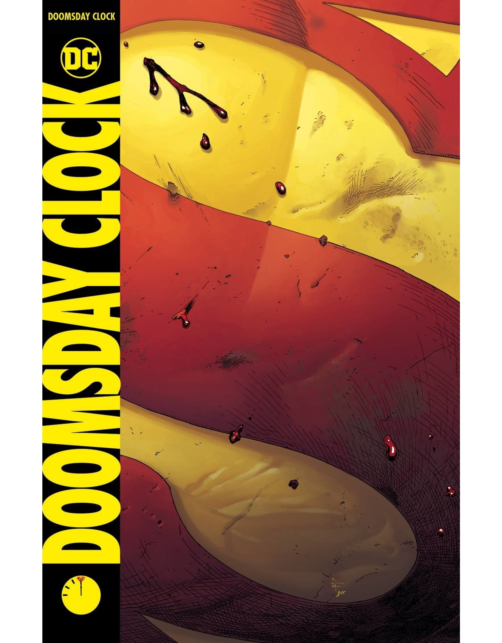 DC COMICS DOOMSDAY CLOCK THE COMPLETE COLLECTION TP