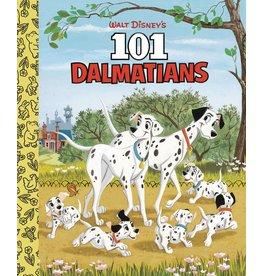 GOLDEN BOOKS WALT DISNEYS 101 DALMATIANS LITTLE GOLDEN BOARD BOOK