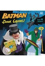 DC SUPER HEROES BATMAN BOOK CROOKS PICTUREBACK