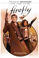 BOOM! STUDIOS FIREFLY UNIFICATION WAR TP VOL 01