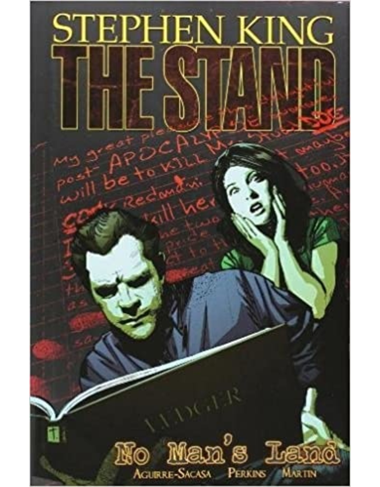 MARVEL COMICS STAND TP VOL 05 NO MANS LAND