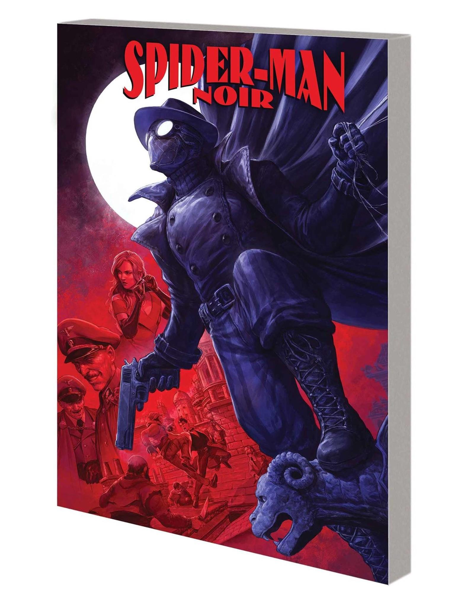 MARVEL COMICS SPIDER-MAN NOIR TP TWILIGHT IN BABYLON