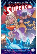 DC COMICS SUPERGIRL TP VOL 02 ESCAPE FROM THE PHANTOM ZONE (REBIRTH)