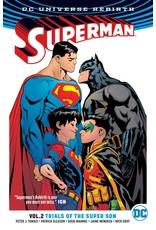 DC COMICS SUPERMAN TP VOL 02 TRIALS OF THE SUPER SON (REBIRTH)