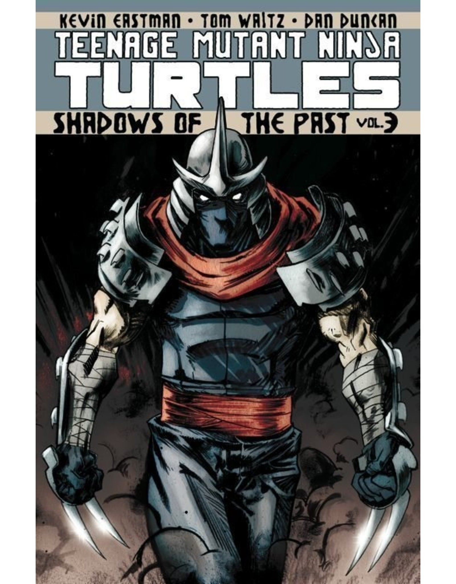 IDW PUBLISHING TMNT ONGOING TP VOL 03 SHADOWS OF THE PAST