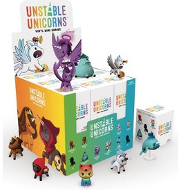 TEETURTLE UNSTABLE UNICORNS BMB VINYL FIGURES