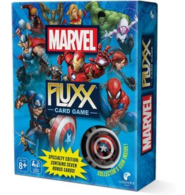 LOONEY LABS MARVEL SPECIAL EDITION FLUXX