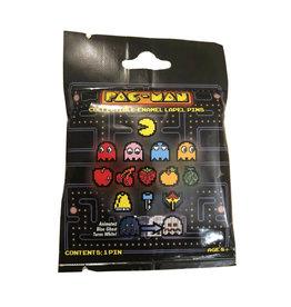 PAC-MAN ENAMEL PIN BLIND BOX