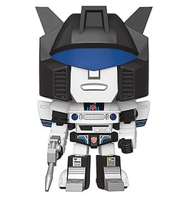 FUNKO POP TRANSFORMERS JAZZ VINYL FIG