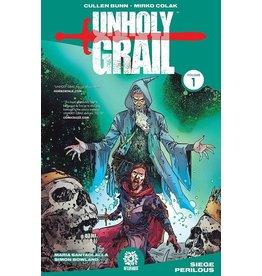 AFTERSHOCK COMICS UNHOLY GRAIL TP VOL 01