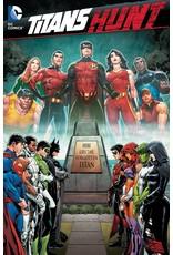 DC COMICS TITANS HUNT TP