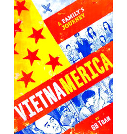 VILLARD BOOKS VIETNAMERICA A FAMILY'S JOURNEY HC